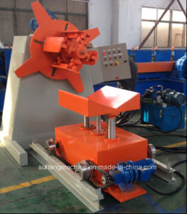 Quality CE&ISO 5 Ton Hydraulic Decoiler with Coil Car pictures & photos