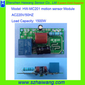 Hw-Mc201 1500W LED Radar Motion Sensor Microwave Dopplor Sensor Module pictures & photos