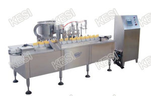 Automated Bottle Liquid Filling Machine pictures & photos