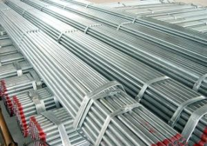 Offer Hot Dipped Galvanized Steel Pipes/Tubes/Gi Conduit pictures & photos