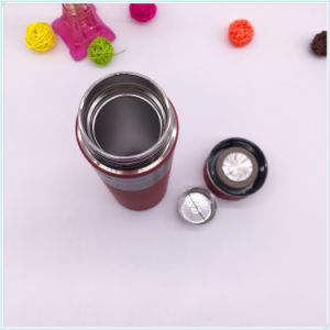 Stainless Steel Double Wall 500ml Vacuum Flask with Rubber Coating (SH-VC11) pictures & photos