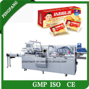The Newest Multifunctional Custard Pie Automatic Cartoning Machine pictures & photos