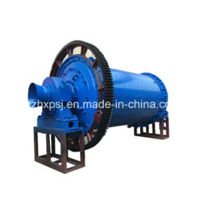 China Mining Machine Factory Gold Ball Mill for Benefication Plant pictures & photos