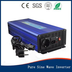 12V 220V 1000W High Frequency Power Inverter with Battery Charger pictures & photos