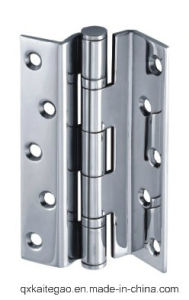 Stainless Steel Crank Door Hinge for Wooden Door (30535-2BB) pictures & photos