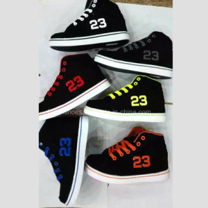 Fashion Skate Shoes Children Shoes Hip-Hop Shoes Sneaker (FFY2016 -1) pictures & photos
