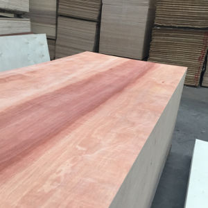 Commercial Plywood Okoume Faced Plywood for High-Grade Furniture China Supplier pictures & photos