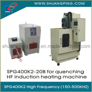 200-500kHz High Frequency Induction Heating Machine Spg400K2 Series pictures & photos