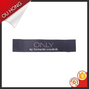 Cheap Clothing Custom Woven Labels Sew on
