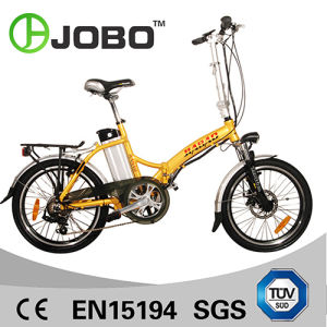 "Pocket 250W Bicycle Moped 20"" Electric Bike (JB-TDN11Z) pictures & photos"