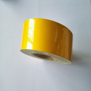 En471 High Luster Reflective Warning Tape pictures & photos