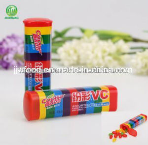 45gvc Multi-Colored Soft Candy Fruit Flavor Mixed pictures & photos