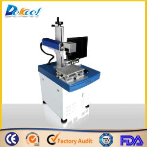 Ipg/Raycus/Max CNC Metal and Nonmetal Fiber Laser Marker Machines pictures & photos