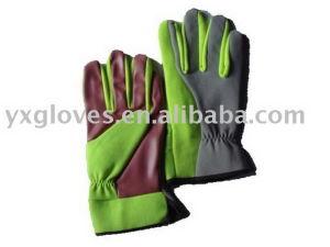 PU Glove-Garden Glove-Work Glove-Labor Glove-Industrial Glove pictures & photos