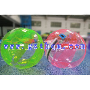 TPU Transparent Inflatable Water Zorb 2m for Outdoor Sporting pictures & photos