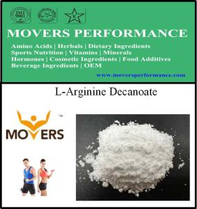Top Quality Amino Acids L-Arginine Decanoate for Sports Nutrition pictures & photos