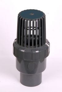 Plastic Foot Valve/Bottom Valve (DIN, ASTM) for Industry pictures & photos