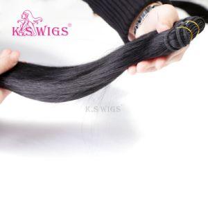 Grade 7A 100% Virgin Wholesale Human Peruvian Hair Weaving pictures & photos
