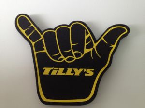 High Quality EVA Foam Hand for Event and Party (KKSHFH01) pictures & photos
