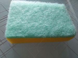 Multi-Color Kitchen Cleaning Sponge, Sponge Scrubber, Kitchen Sponge Scourer pictures & photos