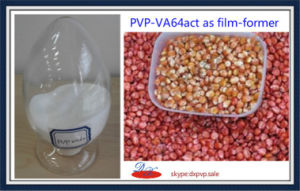 Pvp Va64 Powder Used for Pharmaceutical and Cosmetics pictures & photos