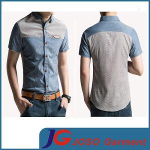 Latest Design Business Casual Cotton Shirt for Men (JS9029m) pictures & photos