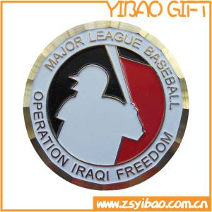 Custom Metal Souvenir Coin for Sports Meeting (YB-c-030) pictures & photos