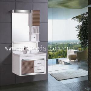 PVC Bathroom Cabinet/PVC Bathroom Vanity (KD-534) pictures & photos
