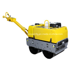 Hydraulic Drouble Drum Vibratory Roller pictures & photos
