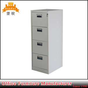 Metal Storage Steel Four Drawer Filing Cabinet pictures & photos