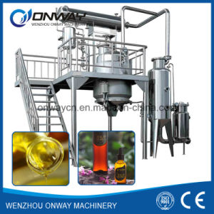 plant extraction machine