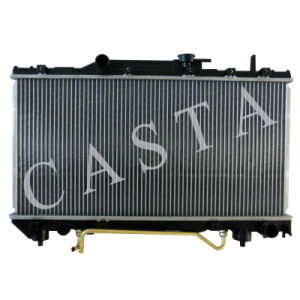 Auto cooling system aluminum radiator for Toyota Carina 92-94 St191 pictures & photos