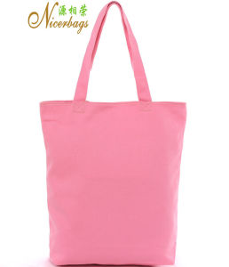 2016 Promotion Recycle Canvas Shopping Bag pictures & photos