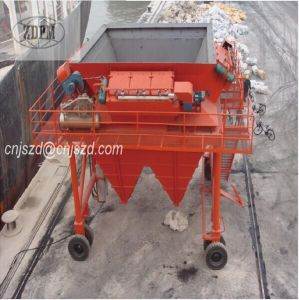 Mobile Port Hopper - Dust Collector Hopper Machine Track Orbit Type pictures & photos