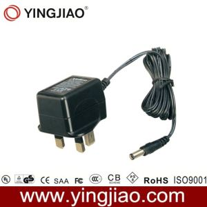 1-5W UK Plug in Switching Power Adaptor pictures & photos