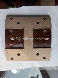 Truck Trailer Brake Lining for Mercedes Benz 19495 pictures & photos