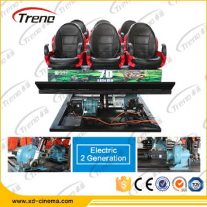 High Level 7D Cinema Simulator Equipment in China pictures & photos
