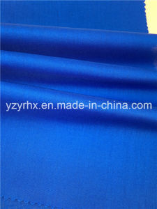 Finished Fabric Cotton / Polyester Fibre Poplin Blue pictures & photos