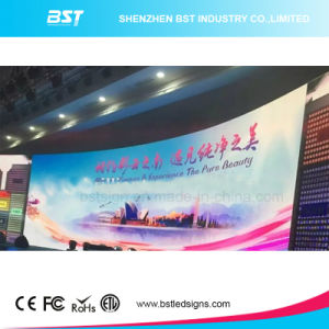 P3mm Indoor Full Color Curved LED Display for Rental Market pictures & photos