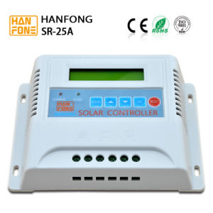 Solar Charge Controller Used in Solar Power Sytstem for Sale (SRAB25) pictures & photos
