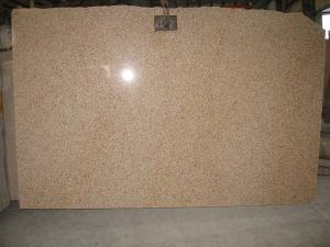 Popular Polished Yellow Rusty Stone G682 Granite Slab pictures & photos