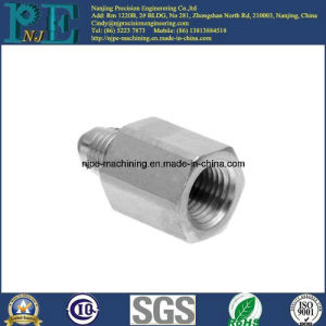CNC Precision Machining Custom Steel Parts pictures & photos