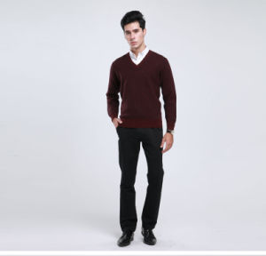Bn1535 Yak Wool Sweaters/ Yak Cashmere Sweaters/Knitted Wool Sweaters pictures & photos
