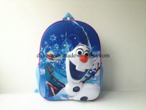 3D Frozen EVA School Bag/School Backpack for Girls pictures & photos