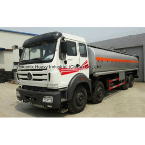 Beiben Fuel Oil Tank Truck 8X4 Excellent Quality with Mercedes Benz Technology pictures & photos