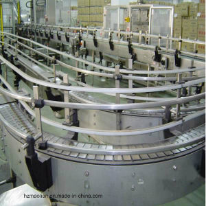 Slat Chain Conveyor for Beverage Drinking System
