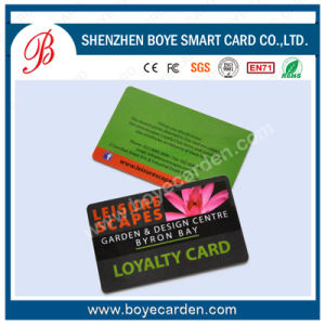 2015 Popular PVC Menbership Card / Loyalty Card pictures & photos