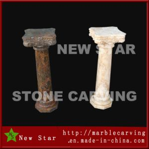 Interior Small Stone Column Decoration pictures & photos