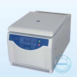 Tabletop High Speed Refrigerated Centrifuge (H1650R) pictures & photos