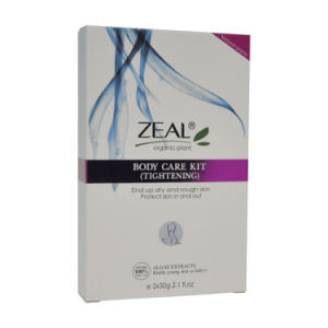 Zeal Body Care Tightening Body Scrub &  Lotion 30ml+30ml pictures & photos